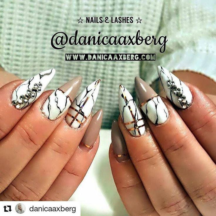#Repost @danicaaxberg with @repostapp ・・・ Marmor nails with style!  #sonailicious #nailedit #instanails #nailart #nails2inspire #thenailartstory #nails #nailsoftheday #nailart #nailartaddict #nailpromote #lovemanicure #nailstagram #nailgasm #nailswag #lovenails #nailfashion #nailsofinstagram #nageldesign #nailartgallery #nailprodigy #allprettynails #nailart #nails #gelnails #naglar #nailitdaily #rakennekynnet #acrylicnails
