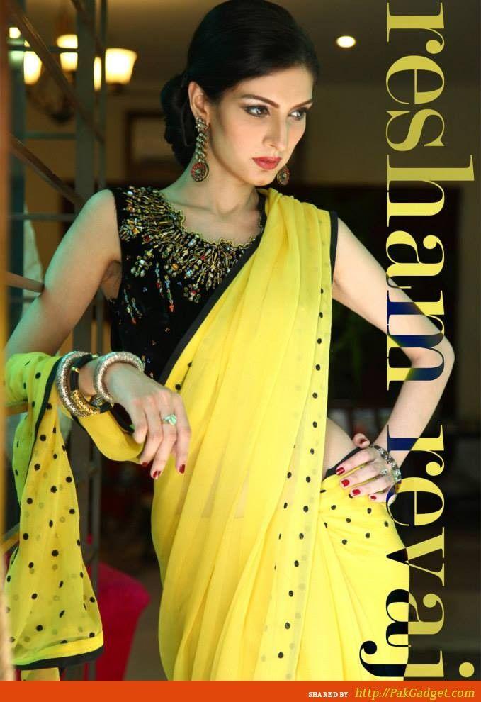 Resham Revaj Formals, Luxury Fashion Wear 2014 - Gul Ahmed, Firdous Lawn, Sana Safinaz, Swiss Lawn