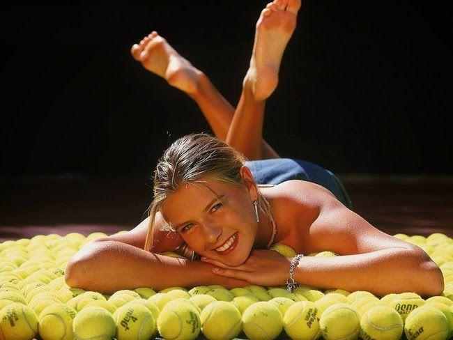Online World Look Amazing: Maria Sharapova Tennis Player Biography
