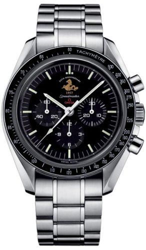 Men's Wrist Watches - Omega Speedmaster 50th Anniversary Limited Edition Mens Watch 31130423001001 >>> You can find out more details at the link of the image. (This is an Amazon affiliate link)
