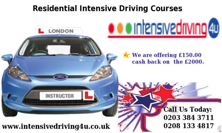 Car Driving Crash Course Nottingham