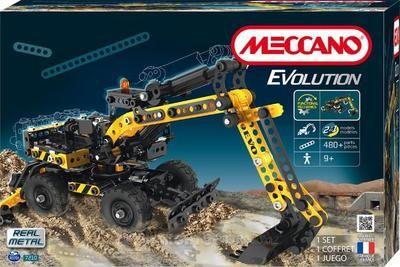 Evolution Excavator