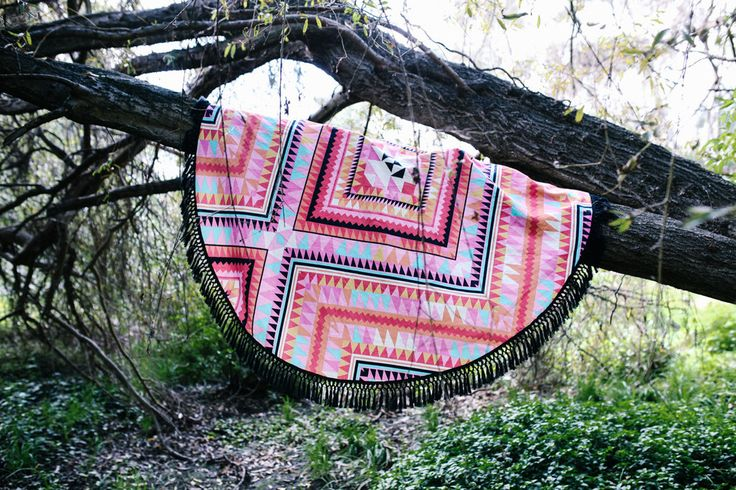 PRE-ORDER 'Kilim' Ziggy Throw – Bohome Homewares Australia