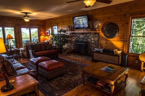 A View to Remember - Cabin rentals in NC, NC cabin rentals, cabins in Boone NC