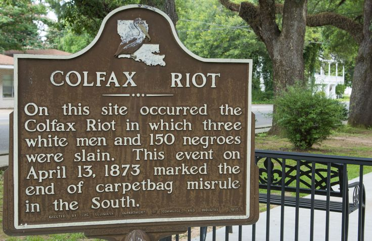 The Roots of Injustice in Colfax, Louisiana, Go Very Deep