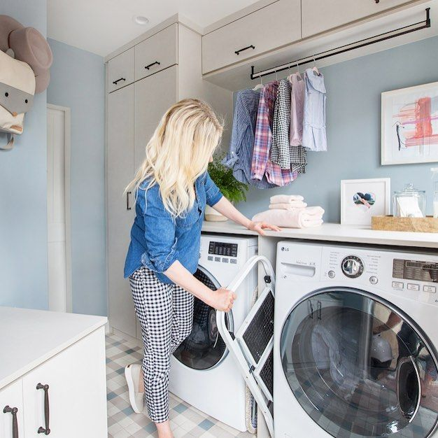 California Closets On Instagram Laundry Room Storage You Ll