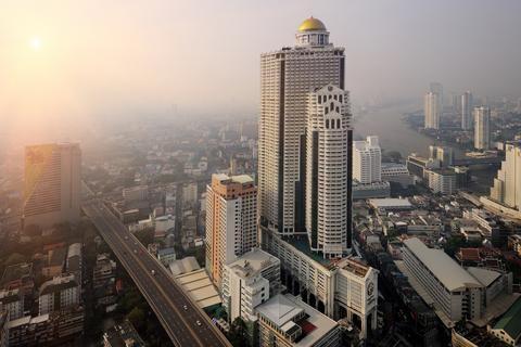 lebua at State Tower #Bangkok
