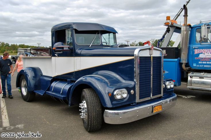kenworth pickup truck - 735×490