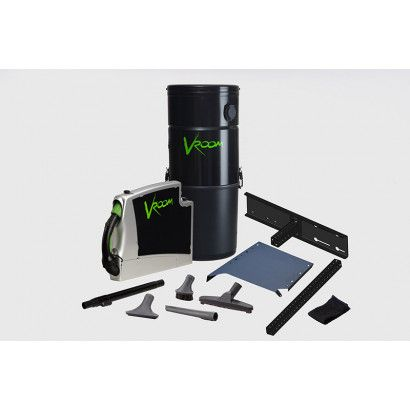Vacuflo Vroom Garage Vacuum System Kit 9460: ThinkVacuums.com is an Authorized Vacuflo Vacuum Dealer. Selling restrictions may apply with Vacuflo Central Vacuum Systems and Vacuflo Products. If you are looking for a Vacuflo dealer in your area please call us for assistance 1-800-322-2965