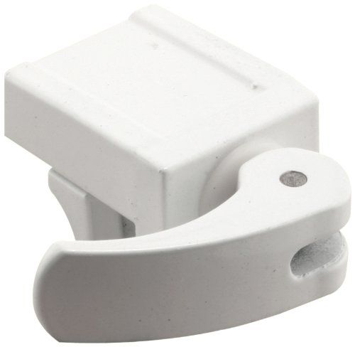 Prime-Line Products U 9809 Sliding Window Lock, 1/2 in., Diecast Construction, White, FOR VINYL WINDOWS (Pack of 2) >>> You can find more details by visiting the image link.