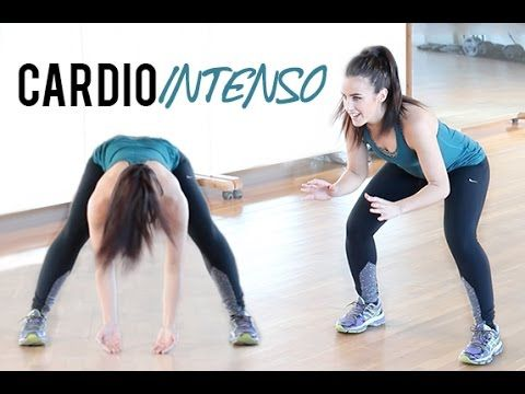 CARDIO INTENSO 30 MINUTOS PARA ADELGAZAR RÁPIDO https://www.youtube.com/watch?v=QhuMeVnn_qU