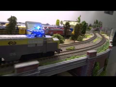 Modelbaan Modelrailroad Modeltrains