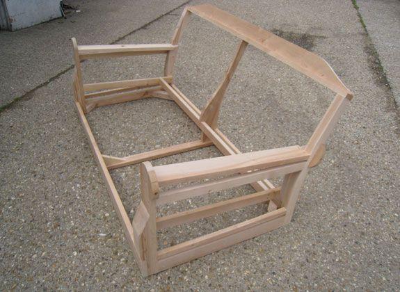 Timber Framed Seating | Furniture Manufacturing | Reading, Berkshire RG7 1NB UK