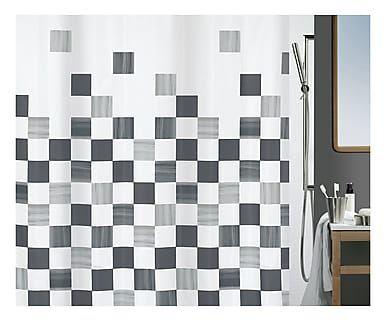 Tenda da doccia Part, 180x200 cm