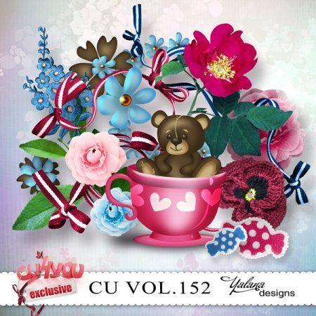 Yalana Design CU vol.152