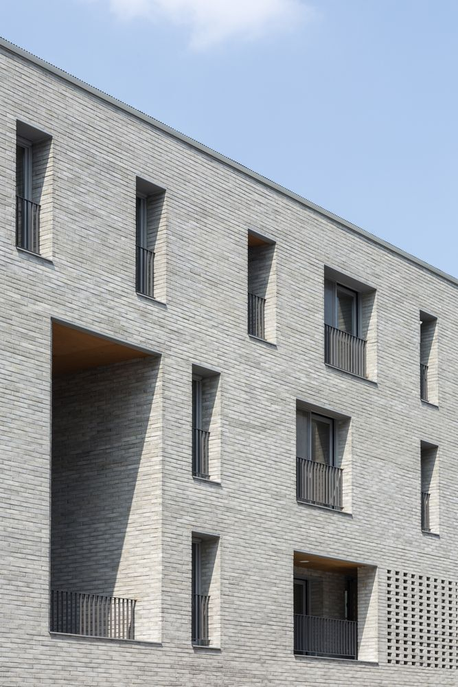 Gallery Of Guwol Multi Family House Commercial Stores Seoga Architecture