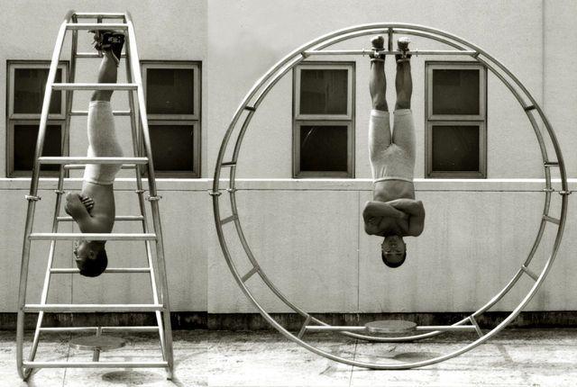 Ho Siu-Kee, Gravity Hoop (1996)