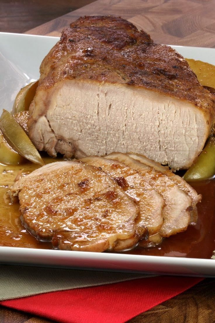 Amazing Pork Tenderloin in the Slow Cooker - This will melt in your mouth.. This pork tenderloin soaks up the yummy juices as it cooks. Make sure to serve up the au jus on the side - its amazing! This recipe is so simple, you will love it!