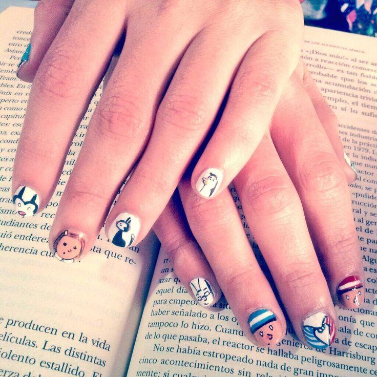 #Uñas #nails #Liniers