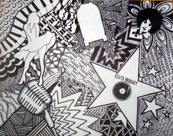 Implied Lines In Art : Best line hs art images education lessons