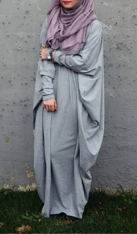 Hijab Fashion 2016/2017: No one likes to fuss with their abaya; thats why #AbayaPapillon is a staple for every muslimah. It features: Butterfly cut Wudu friendly sleeves Light comfortable & machine washable fabric  Hijab Fashion 2016/2017: Sélection de looks tendances spécial voilées Look Descreption No one likes to fuss with their abaya; thats why #AbayaPapillon is a staple for every muslimah. It features: Butterfly cut Wudu friendly sleeves Light comfortable & machine washable fabric