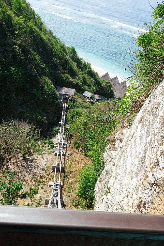 Rollercoaster to Finn's Beach Club, Bali - The Londoner