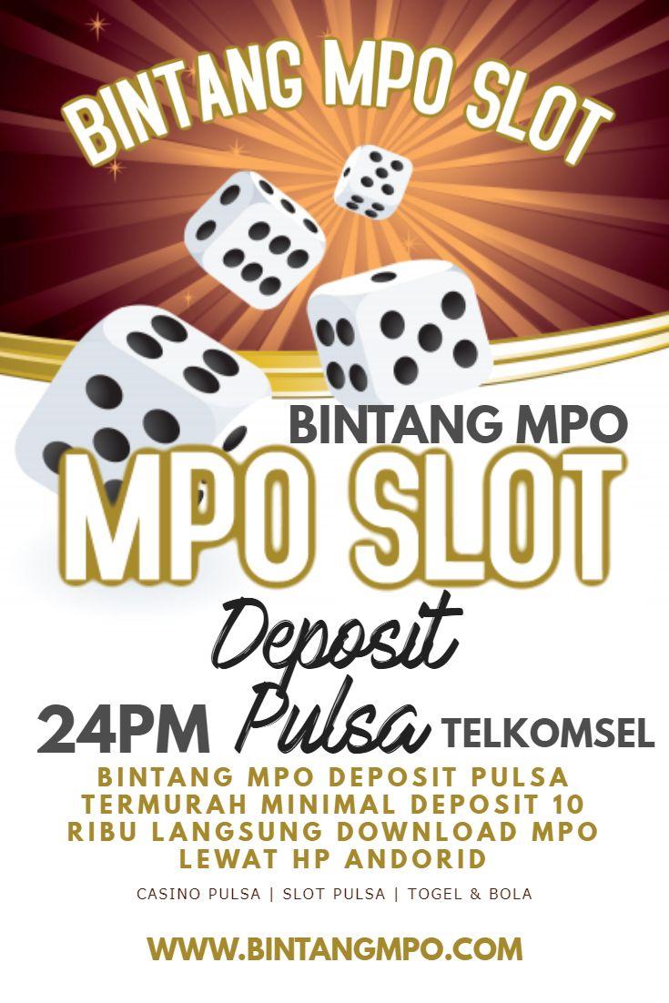 Pin On Mpo Slot Deposit Pulsa Online 24 Jam