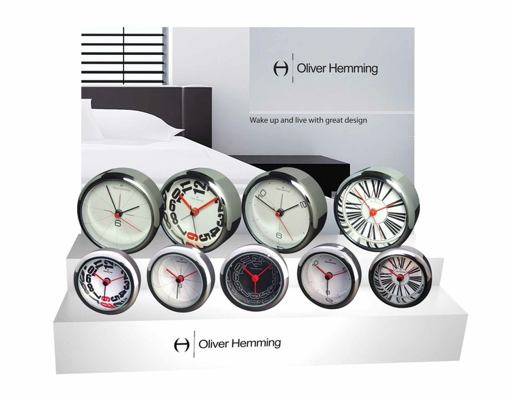 Black 8cm Acrylic Snooze Alarm Clock Black 8cm Acrylic Snooze Alarm Clock : Welcome to Temporal Interiors!, For home and garden gift and home improvement ideas!
