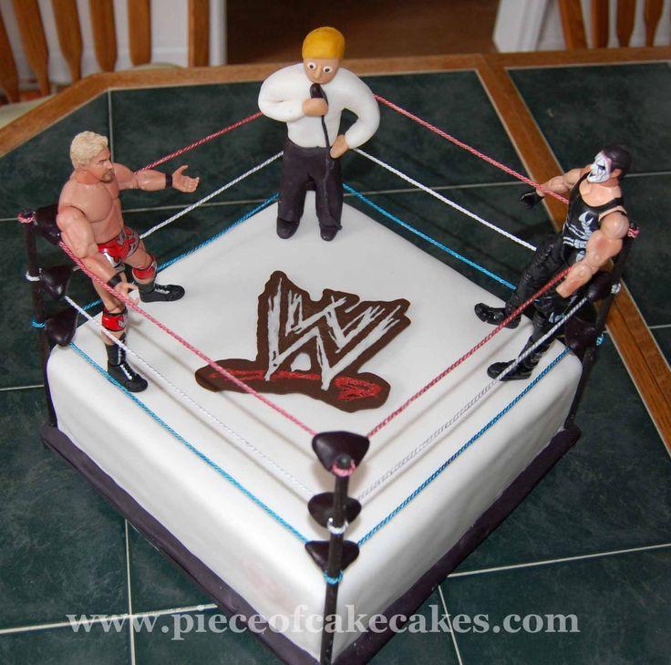 Wrestling Toys For Boys : Best images about wrestling cake on pinterest belt
