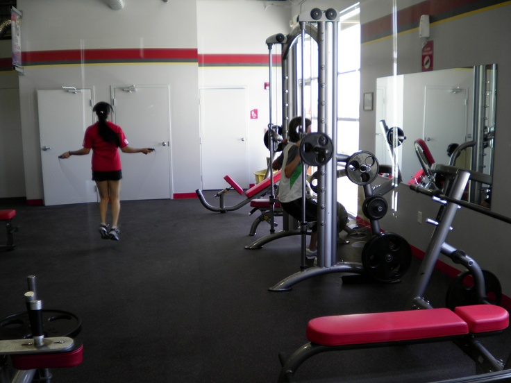 Snap Fitness With Tanning Bed