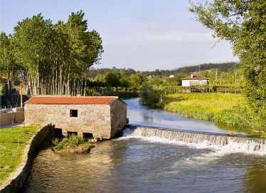 The Mill of Ponte de Novelas is part of the ancient parish of Novelas. Is one of the the cores of Penafiel municipal Museum and is located at the place of the Ponte, along the river Sousa.