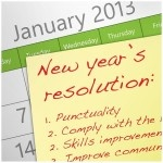 How to Start acting now, and make your new year resolution work.