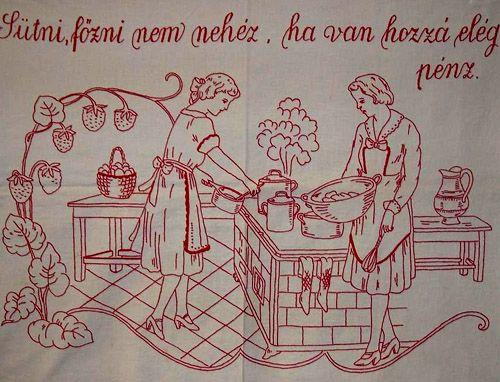 Ladys in der Küche