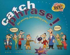 Catch Phrase! | Board Game | BoardGameGeek