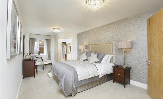 mccarthy and stone - mccarthy & stone - show apartment - retirement living - retirement - retirement apartments - assisted living - north london - hertfordshire - buckinghamshire - essex - bedroom