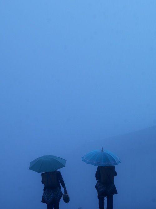 i (secretly) love the rain.