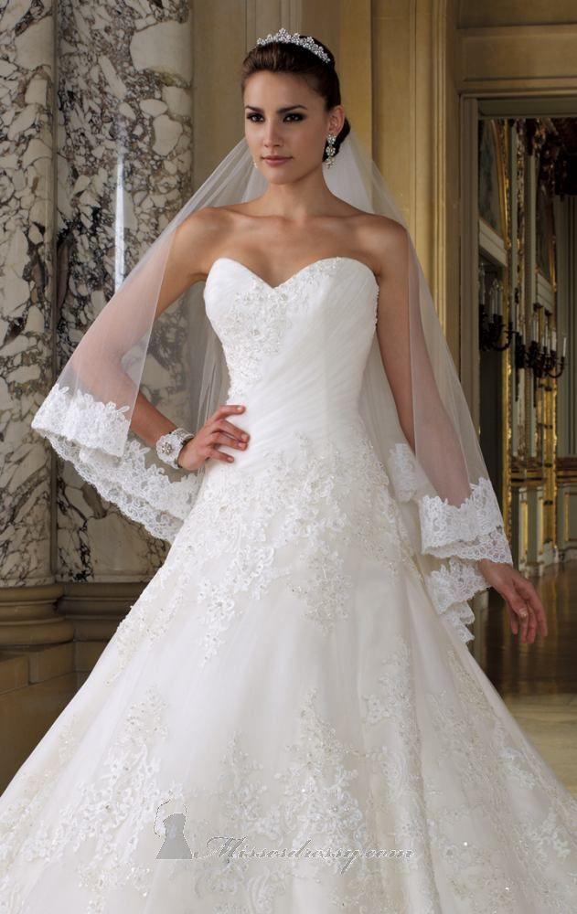 David Tutera #Wedding Dress