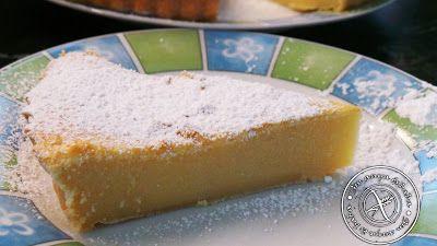 Gluténmentes anya és baba: Vanília krémes pite
