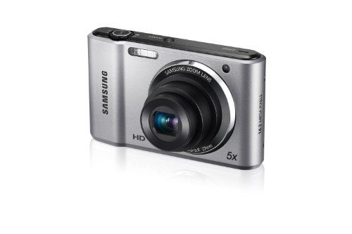 Samsung ES91 Digital Camera - 14 MP - 5x Zoom - Silver by Samsung. $116.99. The Samsung ES91 delivers true-to-life color and detail with its ultra wide lens and 5x zoom. Once you have taken the photo, that's when you can start being creative with the editing tools. The Perfect Portrait system allows for you to create visual effects while also removing unwanted blemishes - giving your pictures that professional look. And with VGA quality video recording capabilities, you ...