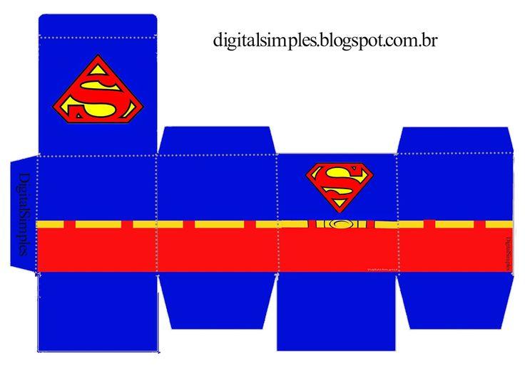 caixa+dupla+cubo+superman.jpg (1600×1131)