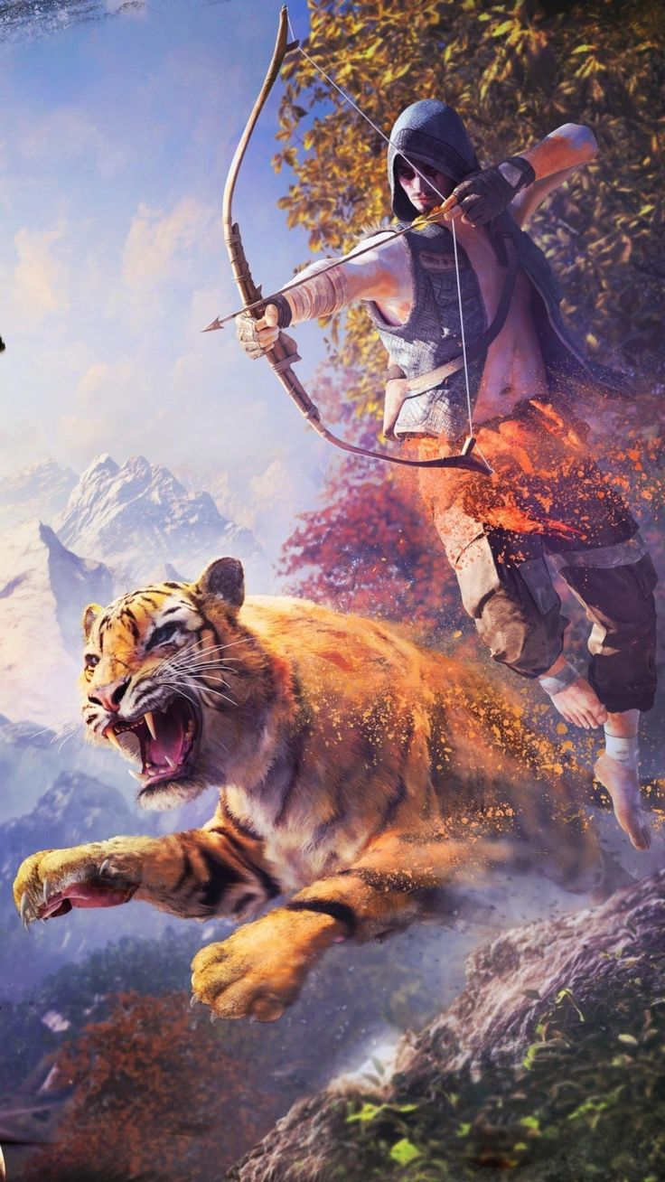 Far cry 4 @3@ Oooo dis cool... I really love this game right now! Though I get so distracted with side missions XD -Will