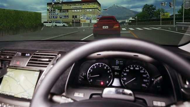 Inquiry urged to consider using driving simulators to help  cut road trauma
