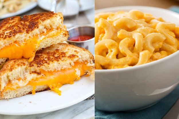 Impossible decisions with melted cheese.