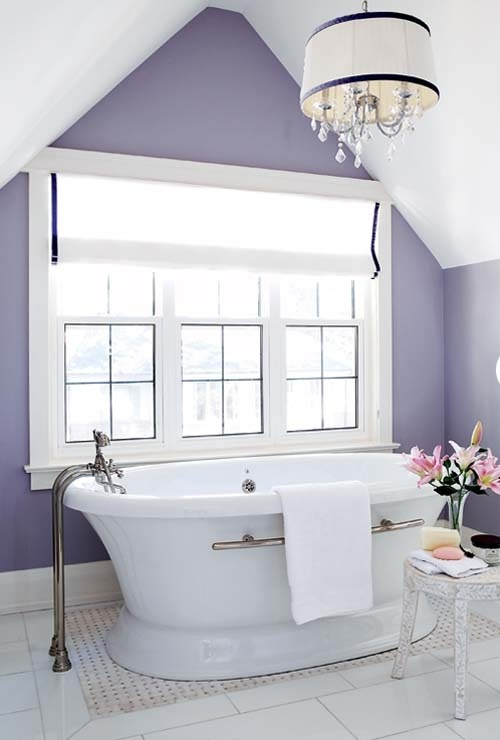 Simple bathroom color trends 2012 fres home decor for Bathroom finishes trends