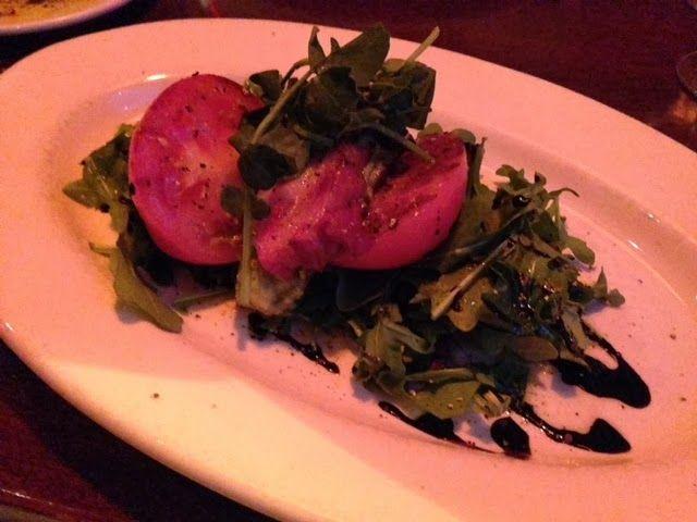 Some Chinese Take Out: #Fiamo #Italian Kitchen - it's Dine Around again! BLAT salad (bacon, lettuce, tomato & avocado)