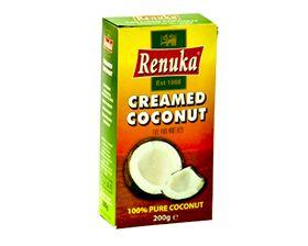 Кокосовые сливки блок Renuka