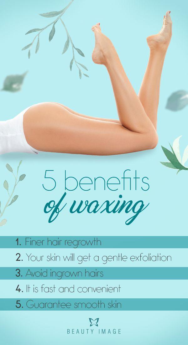 wax benefits Bikini