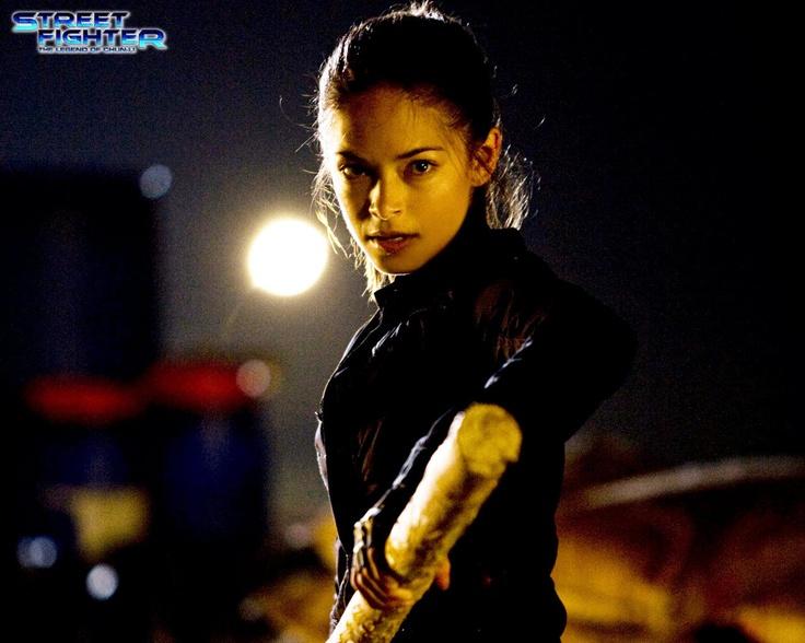 """Chun-Li """"Kristin Kreuk"""" Street Fighter: The Legend Of Chun-Li (2009)"""