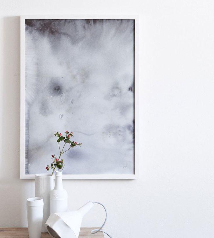 Silke Bonde Copenhagen | Seabed Print
