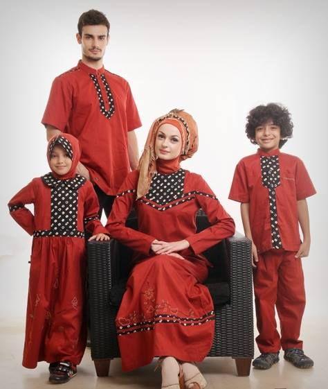 Model Busana Muslim Couple Keluarga Model Busana